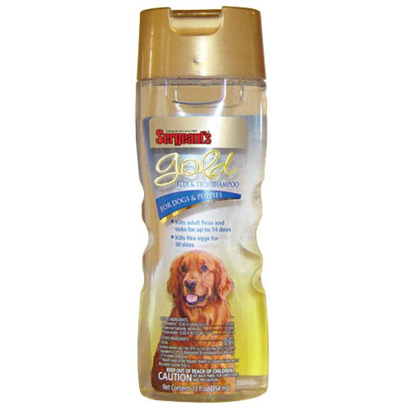 Sergeant´s Gold Flea&Tick 354ml