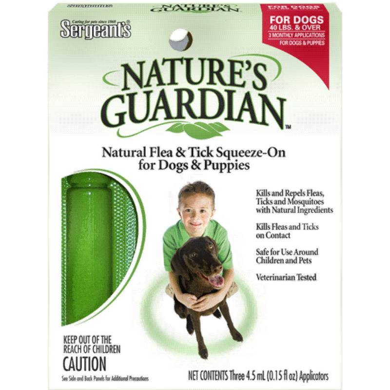 Natures Guardian spot-on nad 18kg