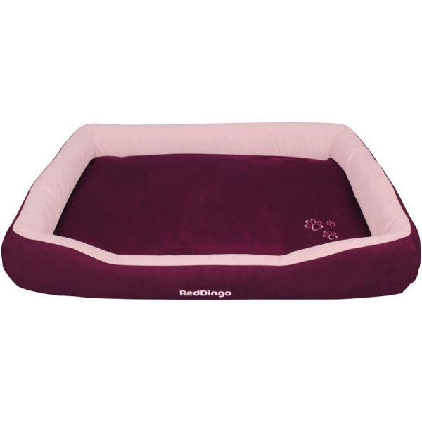 pelíšek red dingo fialový 130x97cm