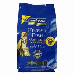 fish4dogs finest fish complete small bite 1,5kg