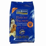 fish4dogs salmon complete small bite 1,5kg